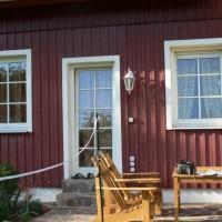 Baltos durys ir langai
