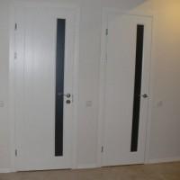 Baltos durys