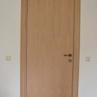 Šviesiai rudos vidaus durys