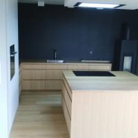 Modernus virtuvės baldai