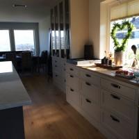 Virtuves komplektas